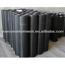 black wire woven cloth factory