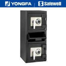 Панель Safewell ДС 32 см Высота сейф для супермаркета казино Банк