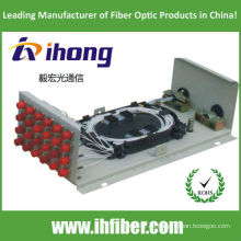 Wandkasten ODF FC12 mit Adapter und Pigtails