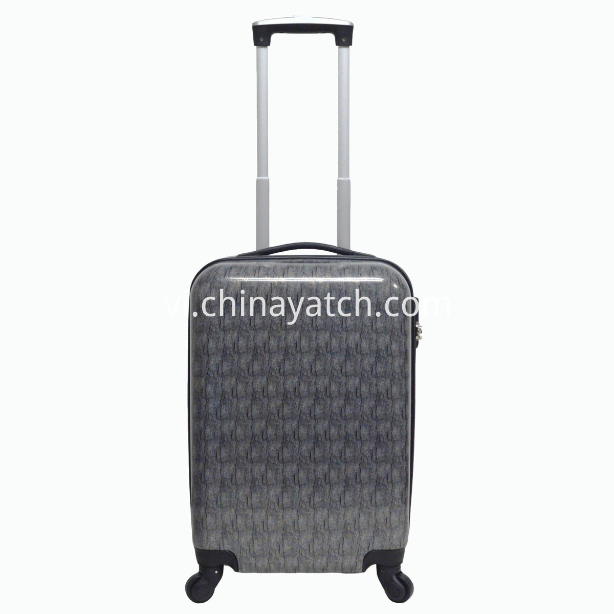 Cabin approved trolley luggage