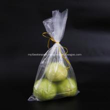 Fridge Freezer Food Storage Clear  Bag