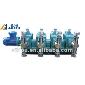 4J-Z Multi-Pump Heads Chemical Piston Metering Pump