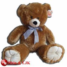 OEM soft ICTI plush toy factory plush toy teddy bear