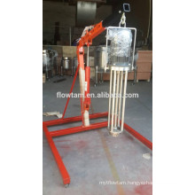batch process high shear mixer