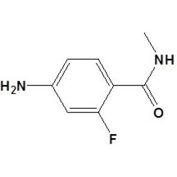 N-méthyl-2-Fluoro-4-Aminobenzamidecas No. 915087-25-1