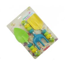 Children Garden Toys  shovel rake watering can kids garden tool set 3 pecs