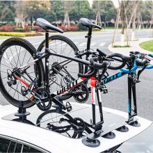 Rockbros Bike Bicycle Rack Suction Roof-Top Bike Car Racks Carrier Quick Install Bike Roof Rack MTB Mountain Road Bike Accessory4.5