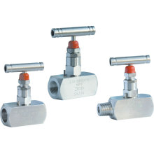 Manufacturer Threaded 10000psi Stainless Steel Needle Valve of En10226