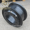 7.00T-16 popular forklift 2-PC wheel chinese wheel rims high performance with best price