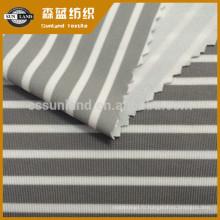 2017 approvisionnement d'usine populaire 4 voies stretch maillot de bain athlétique de refroidissement tissu tricoté pour sportswear