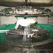 Используется 34 дюймов Yongli Открытая ширина Одноместный Джерси Вязальная машина