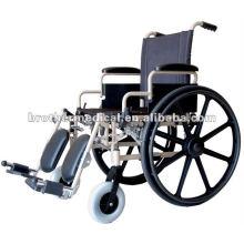 Cadeira de hospital dos fornecedores de China com rodas