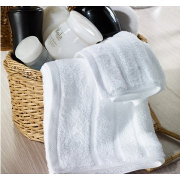 Canasin 5 Star Hotel Towels Luxury 100% cotton white