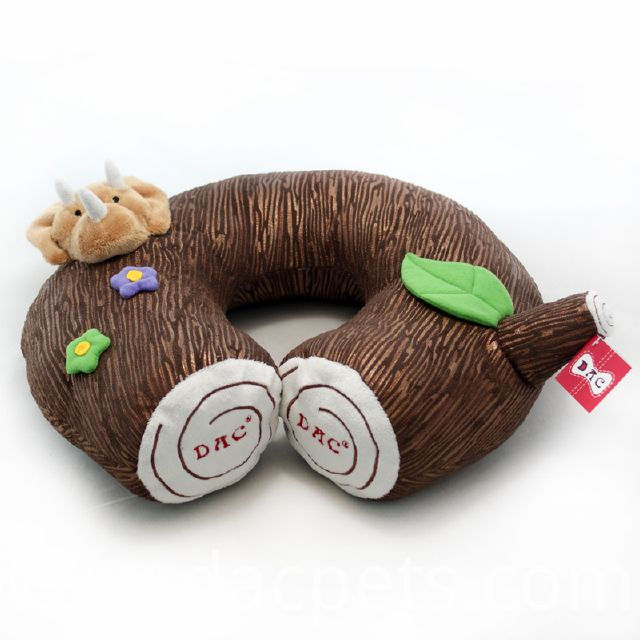 plush trunk neck pillow