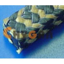 Embalagem da grafita PTFE Inter aramida (P1180)