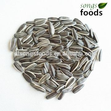 Importación de semillas de girasol de comida estadounidense