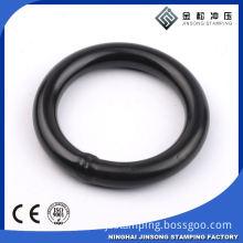 metal o ring for belt belt slide buckle zinc alloy bag buckle