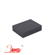 Exturded thicknenss 8-100mm anti-static abs black plate