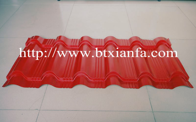 Glaze Tile Making Machine Step Tile Production Line