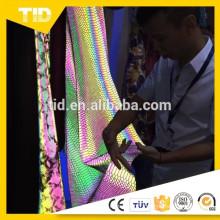 Cuir de PVC de haute qualité pour Clethe