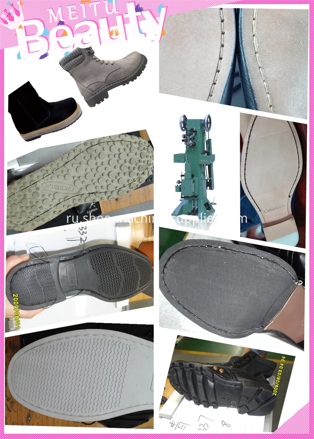 Outsole Stitching Machine For Sale