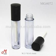 MG4072 Großhandel runden kosmetischen Lip Glanz Rohr / kosmetischen Lipgloss Fall / kosmetischen Lip Gloss Container / Kosmetik Lip Gloss Container