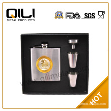FDA 6oz personalised gifts for him