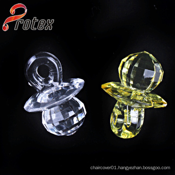 Nipple Shape Pendant, Acrylic Decoration for Children