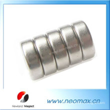 2015 Customerized Rare earth ring magnet