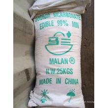 Categoria barata da alimentação do bicarbonato de sódio do aditivo da alimentação do preço
