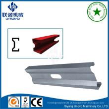 Jiangsu unovo steel cold formado w seção