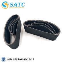 Flexible Abrasive Silicon Carbide Sanding Belt for Stone