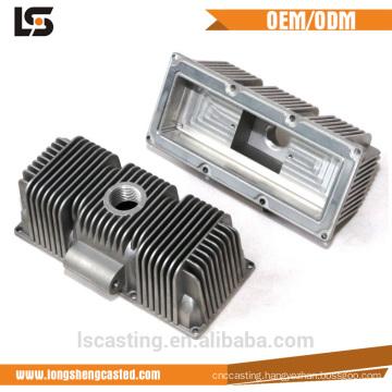 press die casting aluminum enclosure for car accessories
