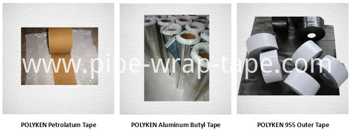 Cold Applied Wrap Tape