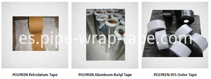 Polyken Cold Applied Wrap Tape
