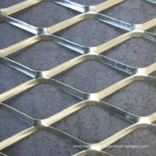 Folha de metal expandida pesada galvanizada