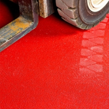 Industri berat Anti Slip Floor Coating