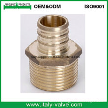 Brass Pex Male Adapter/Couping (PEX-007)