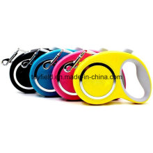 Pet Collar Leash Durable Retractable Dog Leash