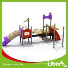 Free Design Plastic Kinder Hinterhof Spiel Structures auf asiatischen Markt