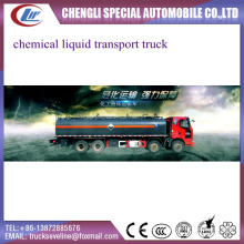 Customized Chemical Liquid Tank Truck