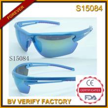 2015 Italien Design Sport Sonnenbrillen mit kostenlose Probe (S15084)