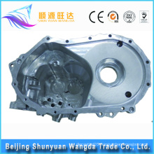 Foundry Custom auto part manufacturing machine Precision Die Casting Aluminium Gearbox Housing