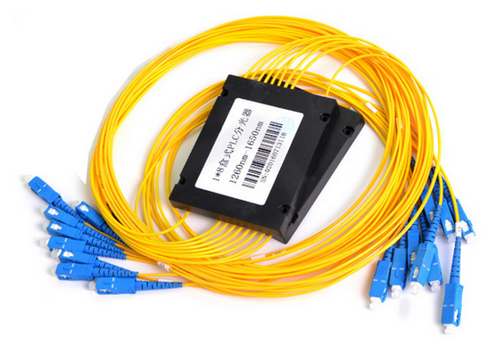 Fiber Optic Internet Splitter 1 8