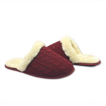 high quality soft fluffy womens bedroom slippers