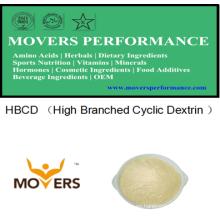 Nuevo suplemento nutricional Dextrina cíclica de alta ramificación (HBCD)