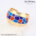 51471 Xuping Summery Indian Style Bijoux en or Bracelet coloré à vendre
