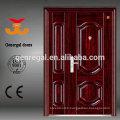 Sound proof latest design reinforced Security steel door