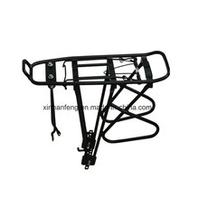 Alloy Bicycle Rear Rack Black Luggage Carrier for Bike (HCR-105)