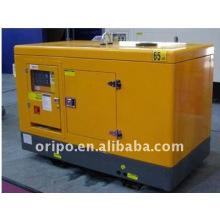 CE aprovado refrigerador de água 15kva gerador com motor yangdong e alternador leadtech
